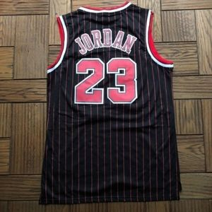 Retro Michael Jordan Chicago Bulls NBA Jersey